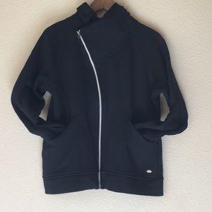 Energy Zone back zip up sweatshirt/jacket, large